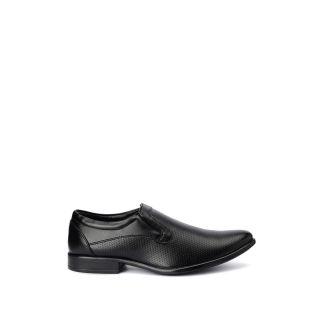 Bruno Manetti Aristocratic Black Formal Shoes