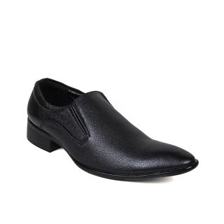 Bruno Manetti Sizzling Black Formal Shoes