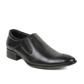 Bruno Manetti Dashing Black Formal Shoes