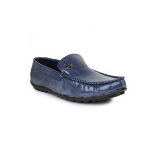 DIGNI BLUE Synthetic Slip On Mens Loafers - 83912423