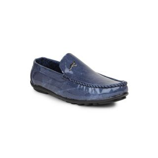 DIGNI BLUE Synthetic Slip On Mens Loafers