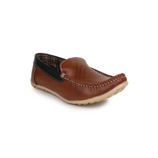 DIGNI TAN Synthetic Slip On Mens Loafers - 83947144