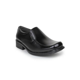 DIGNI BLACK Synthetic Slip On Mens Formal Shoes - 83950712