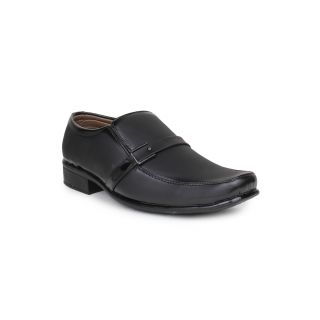 DIGNI BLACK Synthetic Slip On Mens Formal Shoes - 83953014