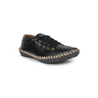 DIGNI BLACK Synthetic Lace-Up Mens Casual Shoes - 83978142