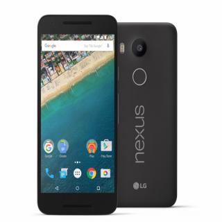 Google Nexus 5x (32GB, Charcoal Black)