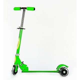 Foldable 3 Wheels Kids Scooter available at ShopClues for Rs.685