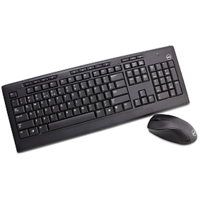 Dell Wireless Keyboard Mouse Combo KM113 - 84008302