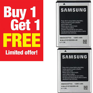 Samsung Galaxy Y S5360 Battery EB454357VU  + WARRANTY + OFFER available at ShopClues for Rs.350