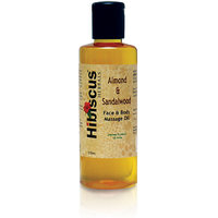 Almond  Sandalwood - Face  Body Massage Oil