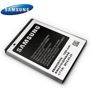 100% Original Samsung Battery For Galaxy Y S5360 i509 1200 mAh EB454357VU available at ShopClues for Rs.400