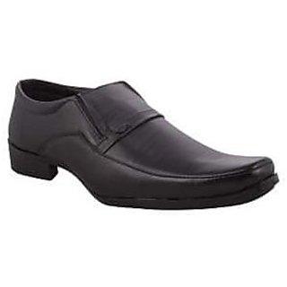 Men's Black Slip On Formal Shoes