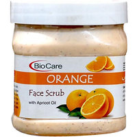 Biocare ORANGE Face Scrub