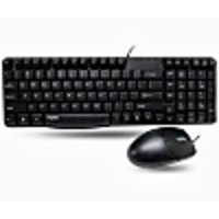 Rapoo N 1820 Wired Keyboard And Mouse