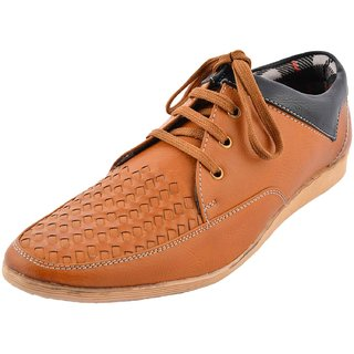 Hot Man Mens Black Synthetic Casual Shoes - 6 UK - 84358903