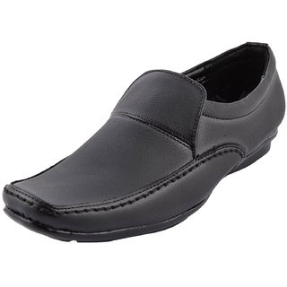 Hot Man Mens Black Synthetic Casual Shoes - 6 UK - 84385058