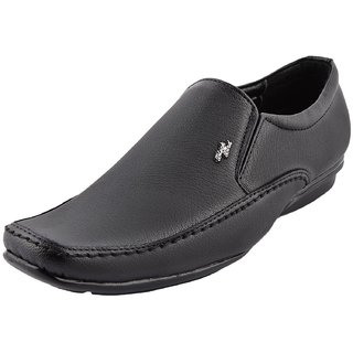 Hot Man Mens Black Synthetic Casual Shoes - 6 UK - 84385060