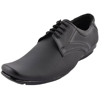 Hot Man Mens Black Synthetic Casual Shoes - 6 UK - 84385066