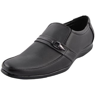 Hot Man Mens Black Synthetic Casual Shoes - 6 UK - 84385069