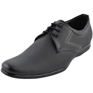 Hot Man Mens Black Synthetic Casual Shoes - 6 UK - 84385070