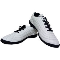 Shooter Indoor Football Shoes(White Colour)