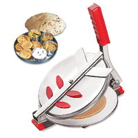 Stainless Steel Puri Maker Cielo