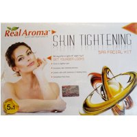 Real Aroma Skin Tightening Facial Kit 5-in-1 Facial Pack