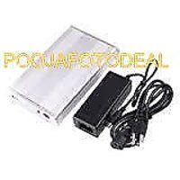 EXTERNAL USB Casing For 3.5 Inch SATA HDD Harddisk Desktop PC Hard Drive Disk