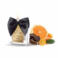 Bijoux Indiscrets: Premium Dark Chocolate Scented & Aromatic Relaxing Massage Candle For Couple 100g