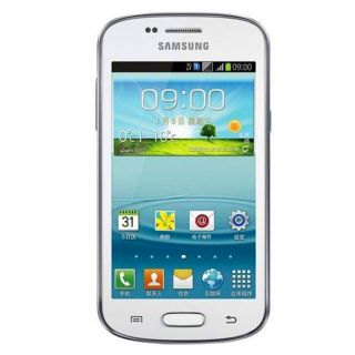 Samsung Galaxy Trend S7392  White  available at ShopClues for Rs.9999