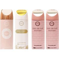 Armaf Vanity Femme Pink Combo Set(Set Of 4 - 85343502