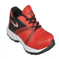 Jollify Mens Red And Black Sport Shoes  574 RED BLACK