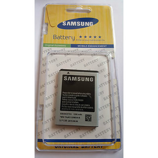 Premium Battery EB454357VU for Samsung Galaxy Y S5360 i509 1200 mAh  Sealed Pack available at ShopClues for Rs.499