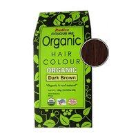 Radico Organic Hair Color Powder-Dark Brown - 85505541