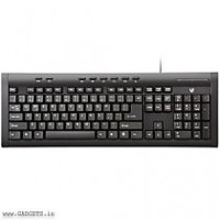 V7 MULTIMEDIA USB KEYBOARD
