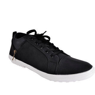 SESS BLACK-166 MEN/BOYS SPORT SHOE