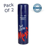 Just Call Me MAXI Deodorant -200 ML (Pack Of 2)