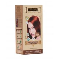 Indus Valley 100 Botanical Organic Healthier Hair Colour, FLAME RED