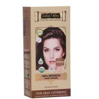 Indus Valley 100 Botanical Organic Healthier Hair Colour, MAHOGANY