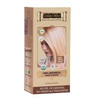Indus Valley 100 Botanical Organic Healthier Hair Colour, GOLDEN WHEAT BLONDE