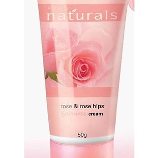 Avon Naturals rose & rose hips Fairness Cream