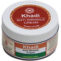Khadi Anti Wrinkle Cream (Paraben Free)