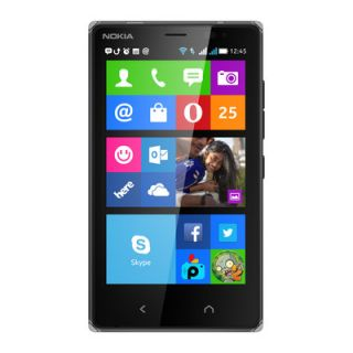 Nokia X2 (Dual SIM, White)