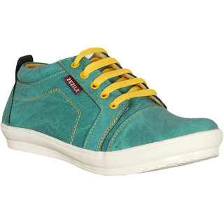 Zezile Mens Green  Casual Shoe