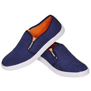 Sukun Blue Casual Shoes For Men