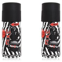 Axe Music Star Deo Spray - 150 Ml Combo(pack Of 2)