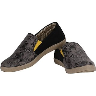Indian Style Stitch Detail Casual Shoes