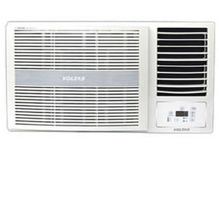 Voltas 1.5 Ton 5 Star 185 Ly Window Air Conditioner White (Copper Condenser)