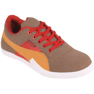 Stardom Mens Pink Casual Shoes