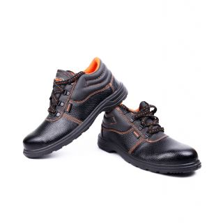 Hillson Beston Safety Shoe available at ShopClues for Rs.475